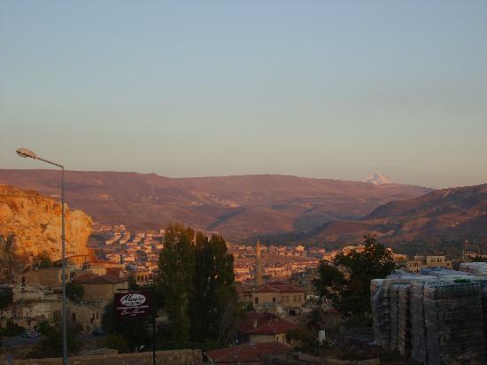 Selcuklu Evi: View from where Selculu Evi was