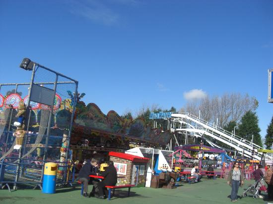 Fun City at Brean Leisure Park : Rides 1