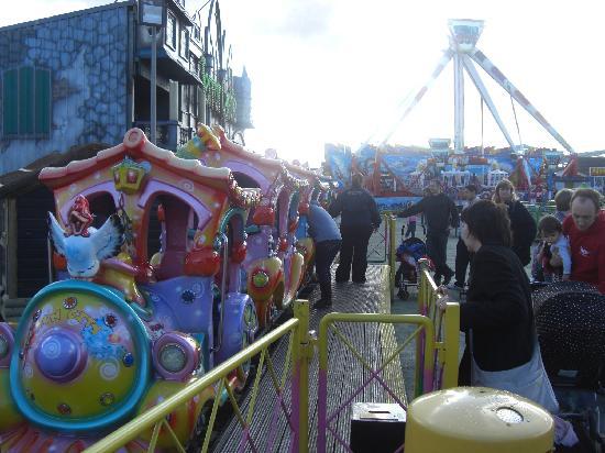 Fun City at Brean Leisure Park: Rides 2
