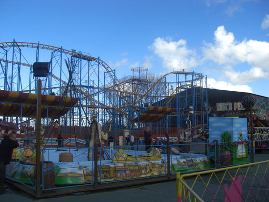 Fun City at Brean Leisure Park : Rides 3