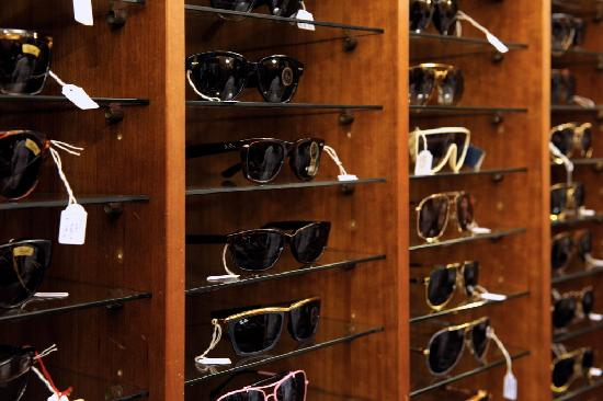 Officina Vintage : Our sunglasses!