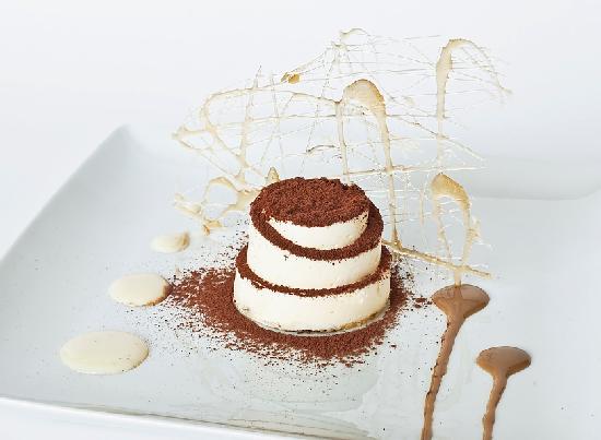 Ristorante La Terrazza: Piatto Dessert