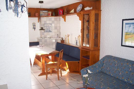 Vogel Hotel Appartement & Spa: Zimmer im Fischerhus