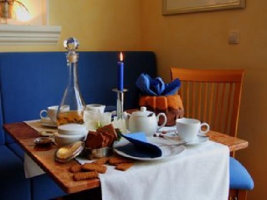 Vogel Hotel Appartement & Spa: Frühstücksbuffet