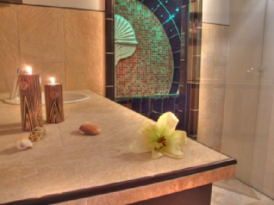 Vogel Hotel Appartement & Spa: Rasul im Vital Spa Resort