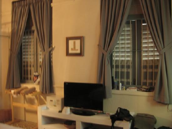 Palanquinn Heritage Suites: Room