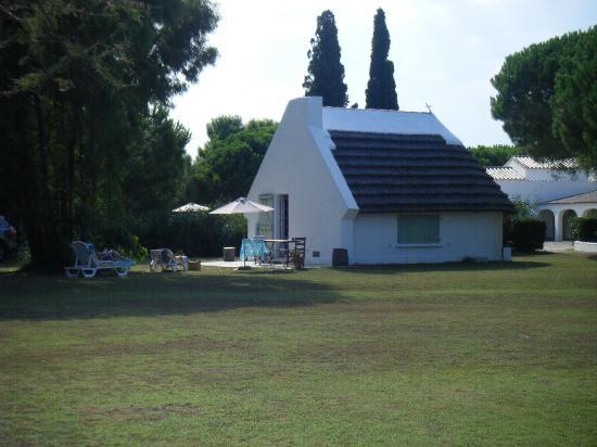 Mas Broussolle : Petite cabane de guardian