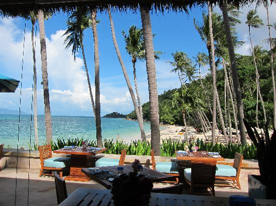 Four Seasons Resort Koh Samui Thailand: Pla Pla