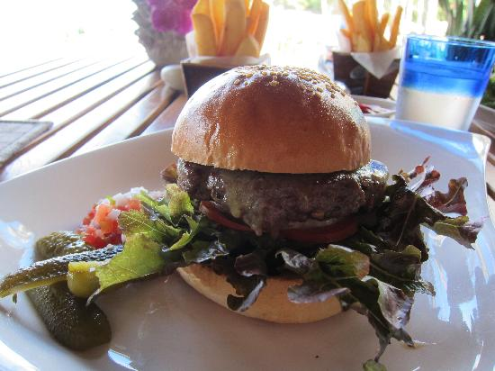 Four Seasons Resort Koh Samui Thailand: My love - wagyu beef burger