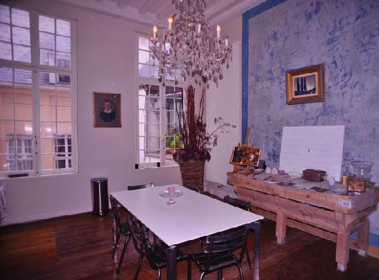 Concept Hotel: Kitchen Diner