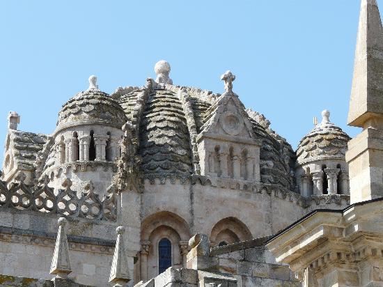 Zamora: Cupula catedral