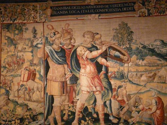 Zamora: tapiz