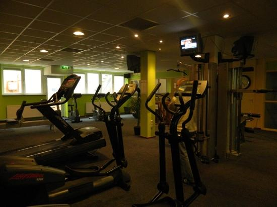 Hampshire Boshotel Vlodrop: the gym