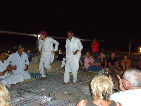 Aqua Blue Sharm Excursions - Day Tours: A Bedouin dance at star gazing