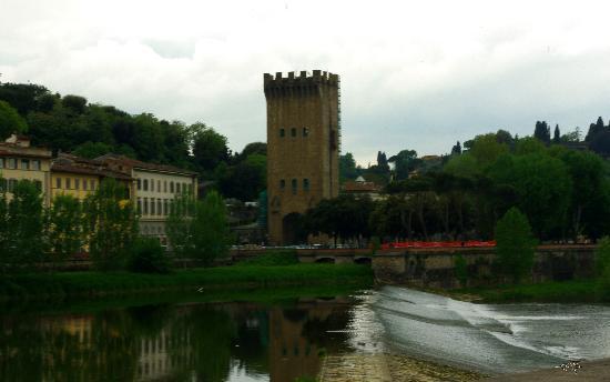Florence Wine Academy: Steps from la Torre San Niccoló