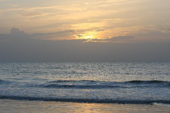 Comfort Suites Oceanview Amelia Island: Amelia sunrise