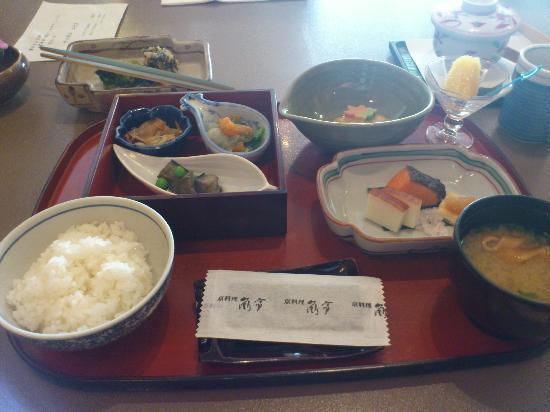 Kyoto Century Hotel: 朝食