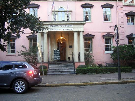 Olde Pink House Restaurant: Olde Pink House
