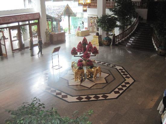 Empress Hotel : Lobby