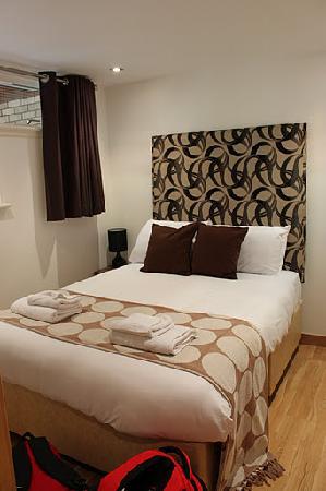 Staycity Aparthotels West End : bedroom