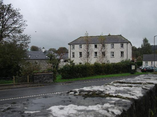 The Ashbrook Arms Restaurant and Guesthouse: View from Durrow Bridge