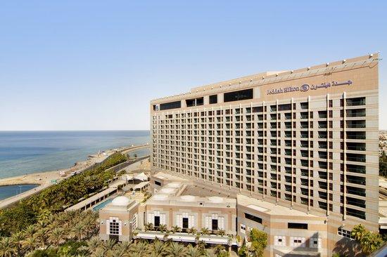 Jeddah Hilton Hotel: Exterior view