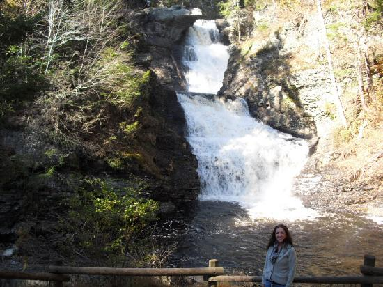 Babbling Brook Cottages: All the Falls we hiked to were so beautiful