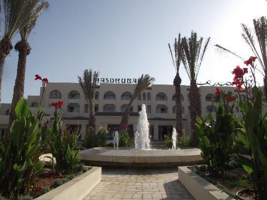 Hasdrubal Thalassa & Spa Djerba: vue extérieure