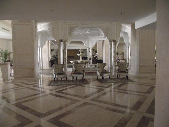 Hasdrubal Thalassa & Spa Djerba : hall d'entrée