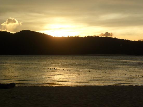 The Lanai Langkawi Beach Resort: Sunset