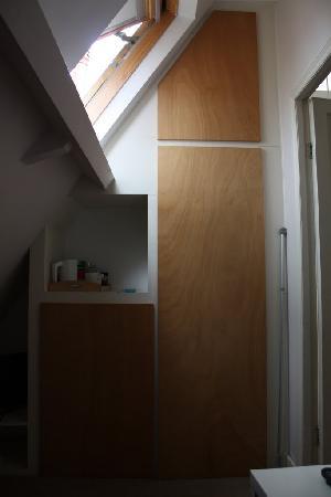 At Home London B&B: single room