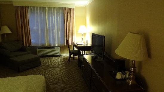 Somerset Hills Hotel : Room 304