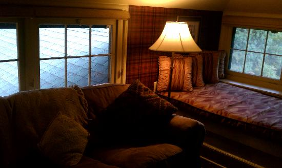 Red Crags Estates: One room in our suite.
