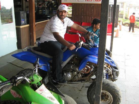 Della Adventure: ATV at della