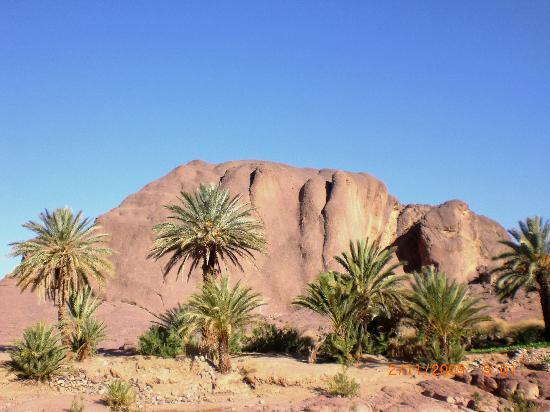Dar Lorkam: aux environs de Ouarzazate