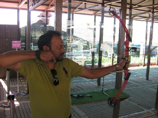 Della Adventure: Archery