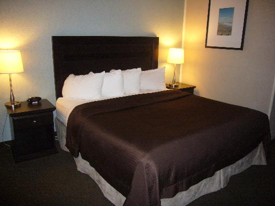 BEST WESTERN PLUS Inn of Ventura: Comfy bed
