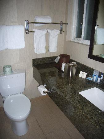 Best Western Plus Inn Of Ventura: Bathroom