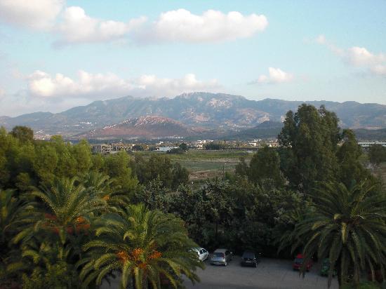 Caravia Beach Hotel: View