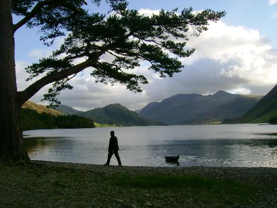 Anns Hill: Loweswater, 10 min drive