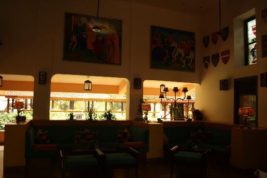 Lemon Tree Amarante Beach Resort, Goa: Lobby