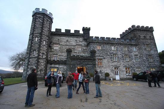 Castell Deudraeth Brasserie