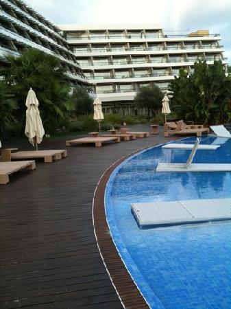 never a grey day at the Ibiza Gran