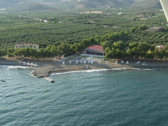 Thermisia, Griechenland: Makis Inn Resort 3