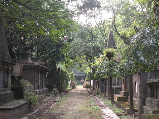 South Park Street Cemetery: Probably the most unusual Christian cemetery in India