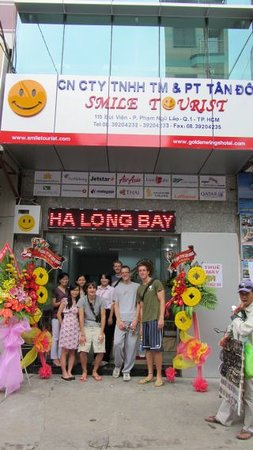 Smile Tourist - Day Tours
