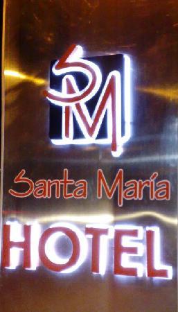 Hotel Santa Maria: logo