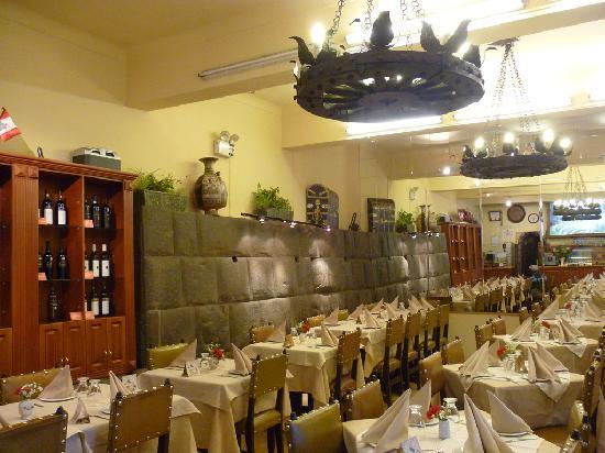 Restaurant Paititi : Come in!