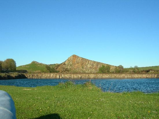 Norgate B&B: Hadrians Wall at Cawfields