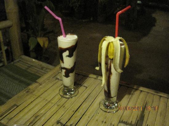 Ling Uan (Fat Monkey): Dirty Banana (nd Mud Shake)